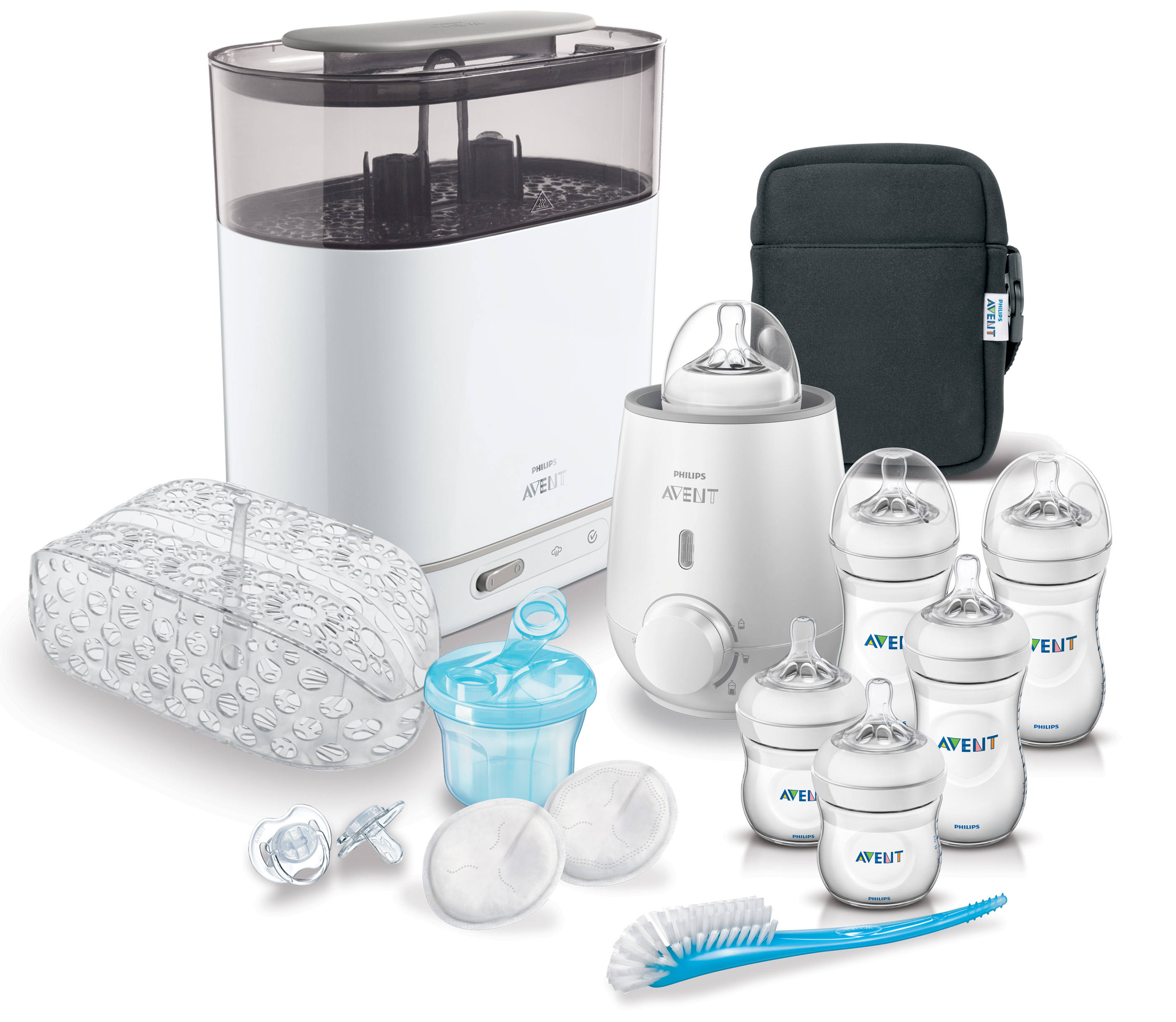 Win An All In One Philips Avent Feeding Bottle Solutions