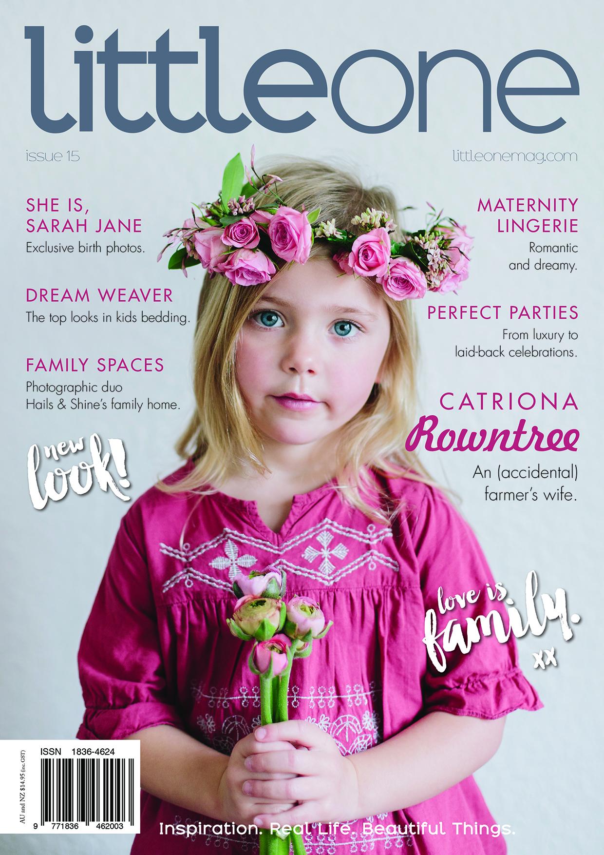 Littleone Magazine Issue 15