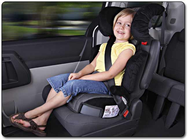 how to choose the best child booster seat