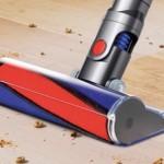 Hard floor head cleaner