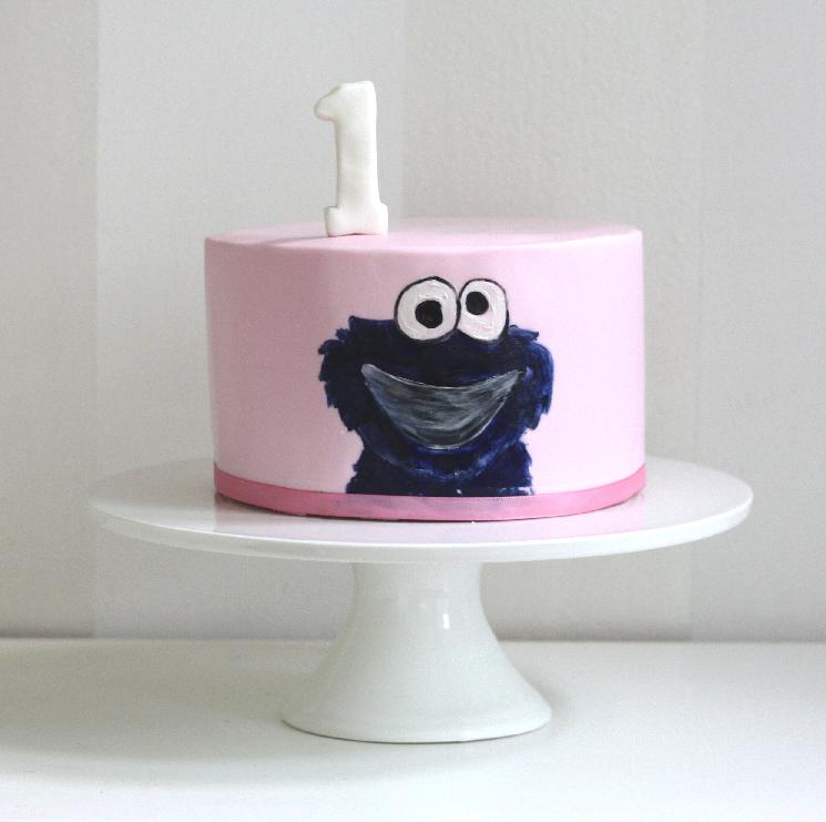 cookiemonster (2)cake