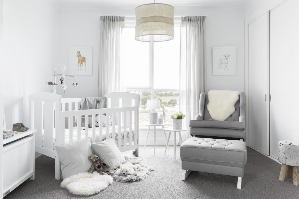 habitat emma hawkins reveals baby arabella s nursery. Black Bedroom Furniture Sets. Home Design Ideas