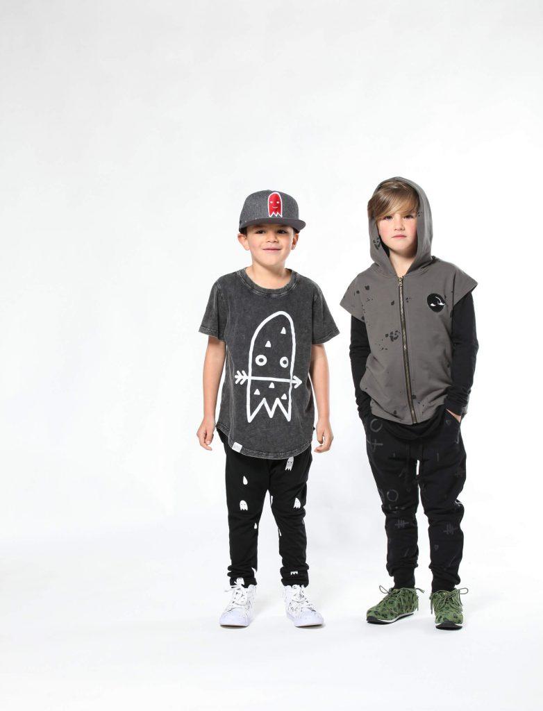 grey-and-black-pair