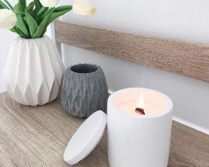 concrete-candle