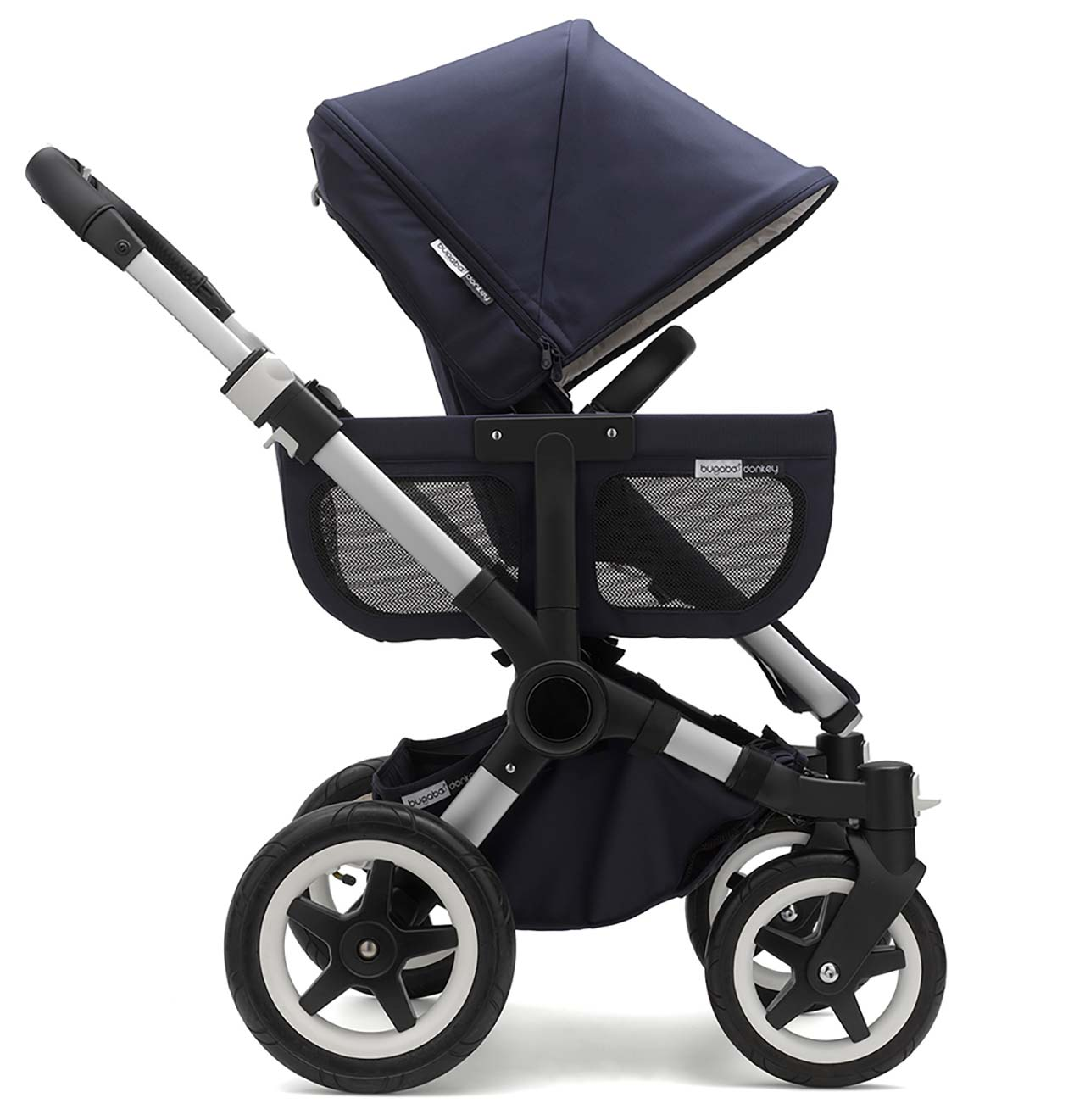 Originally inspired by 2001u0027s Bugaboo Frog the Classic+ Navy Blue edition of the Bugaboo Donkey comes with an extendable navy blue sun canopy bassinet and ...  sc 1 st  Mama Disrupt & STYLE: Stylish update of a classic Bugaboo - Mama Disrupt®