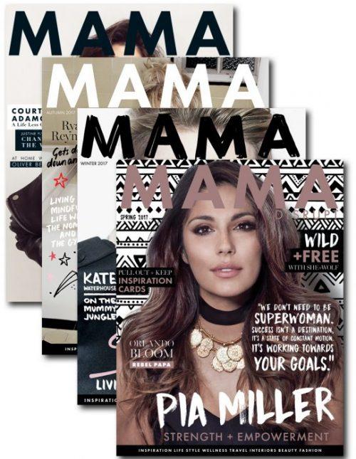 mama disrupt® subscription graphic