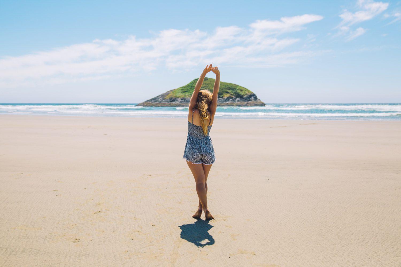 beach body wellbeing fitness