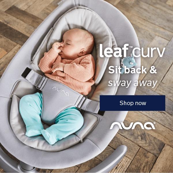 Babyhood Nuna Advertisement Image