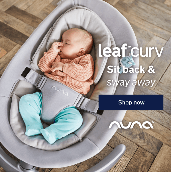 Babyhood Nuna Advertisement Image