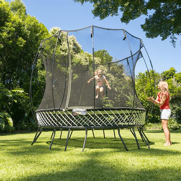 springfree trampolines Mama Disrupt® Win