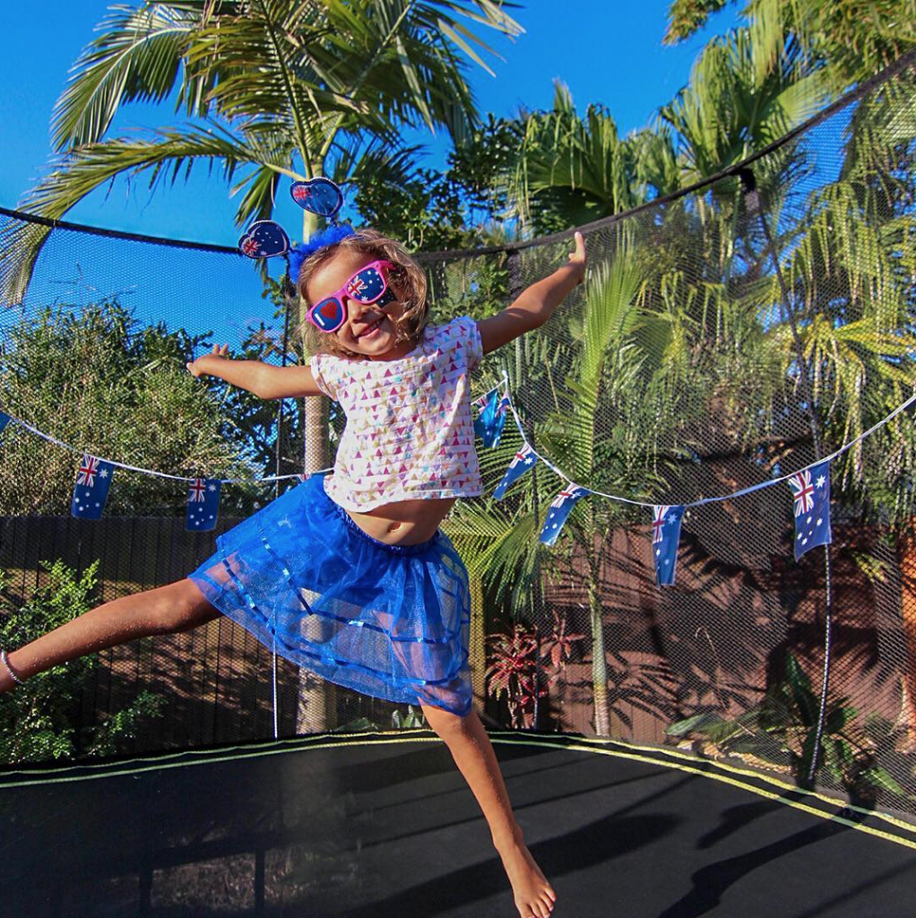 Springfree trampoline recommended by CHOICE