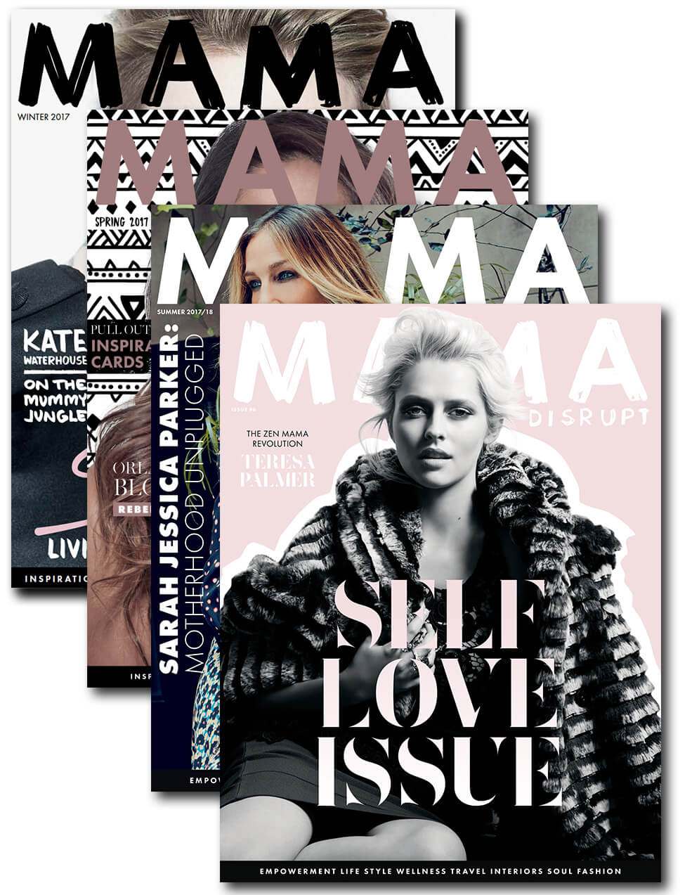 Mama Disrupt® Subscription Issue 6 Subscribe to Mama Disrupt®