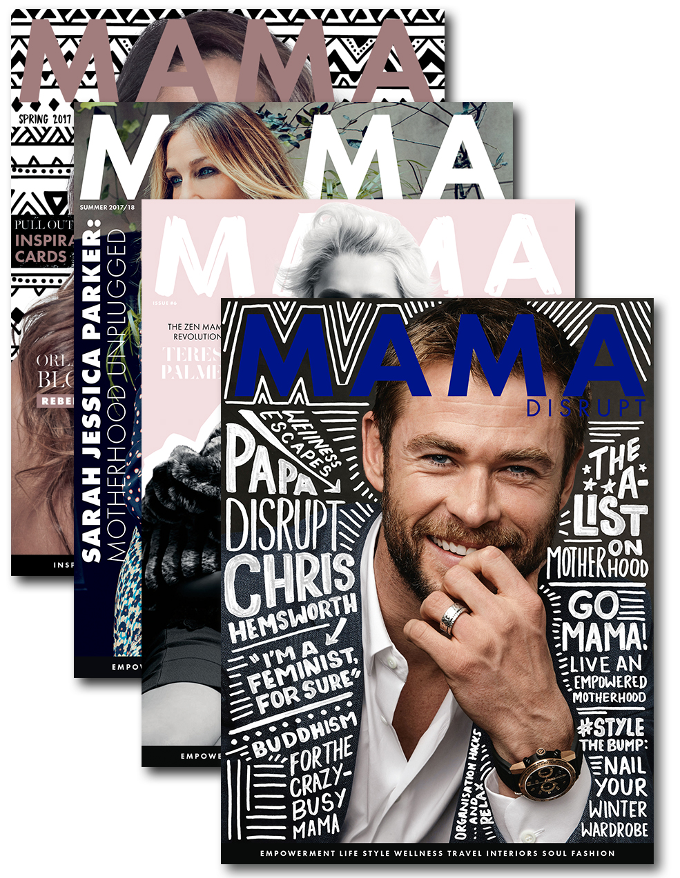 Mama Disrupt® Issue 7