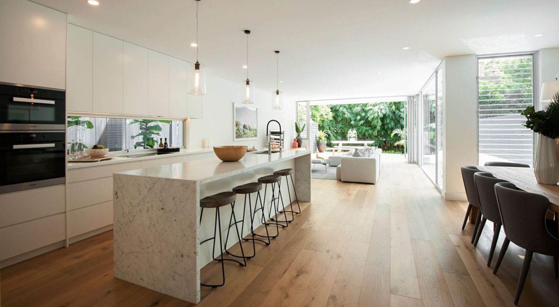 Jenny Vanderhoek Bondi home renovation