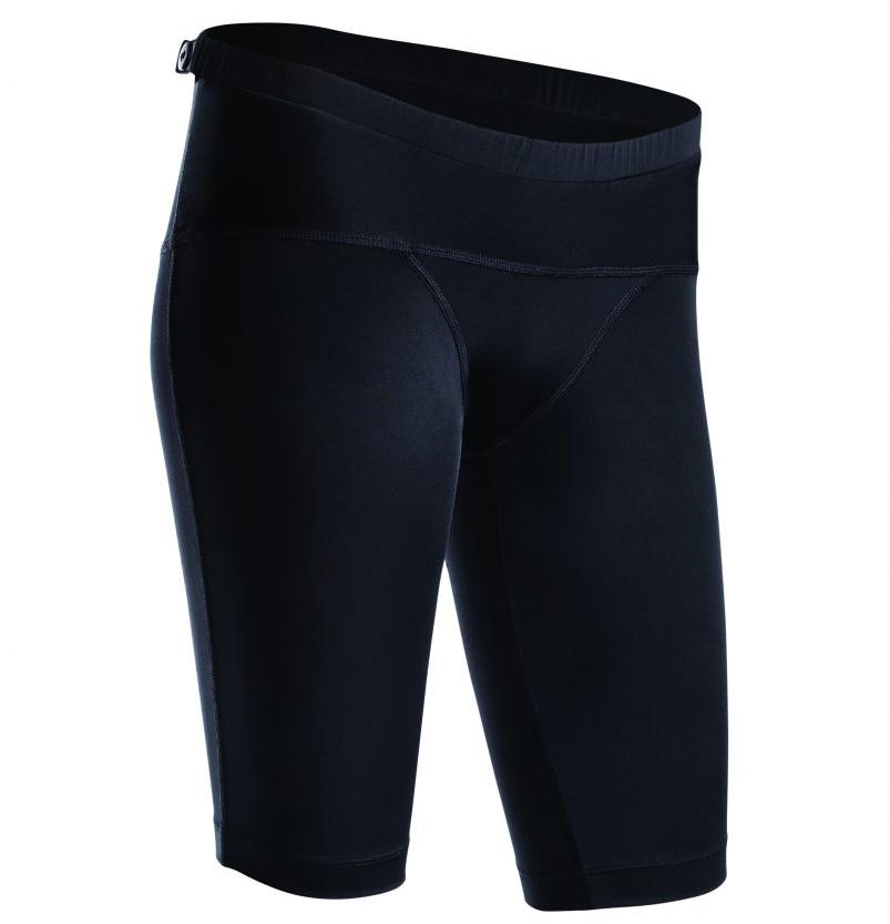 SRC Pregnancy knee-length shorts black