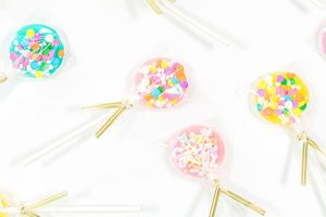 Sweet Party Pops