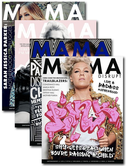 Mama Disrupt® Issue 8 Print Subscription