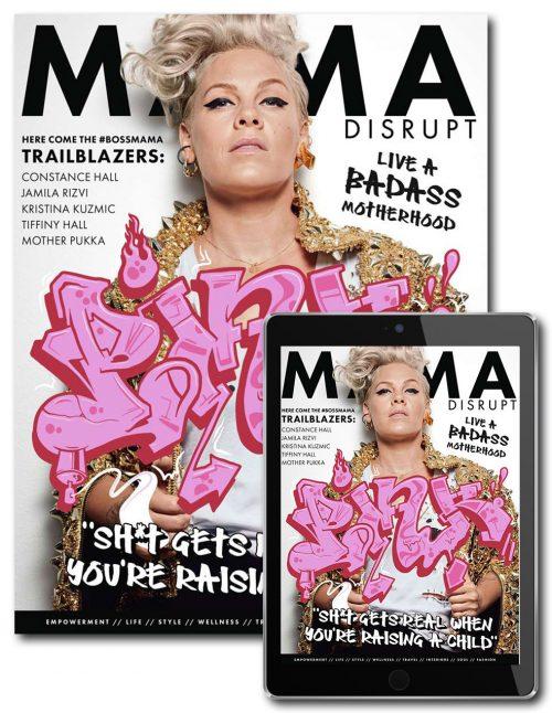 Mama Disrupt® Issue 8