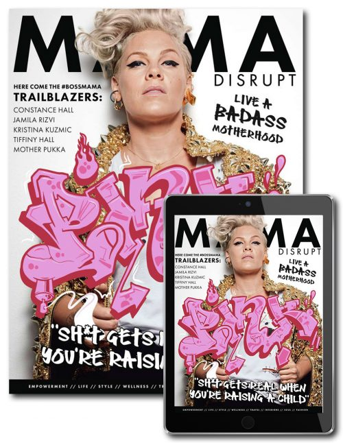 Issue 8 Mama Disrupt® Trailblazer Issue