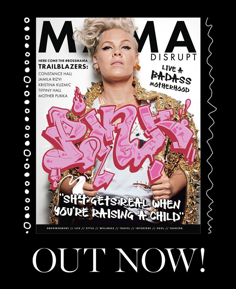 Mama Disrupt® Issue 8 #BOSSMAMA Trailblazers