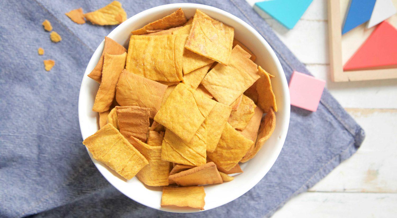 Mandy Sacher Sweet potato crackers