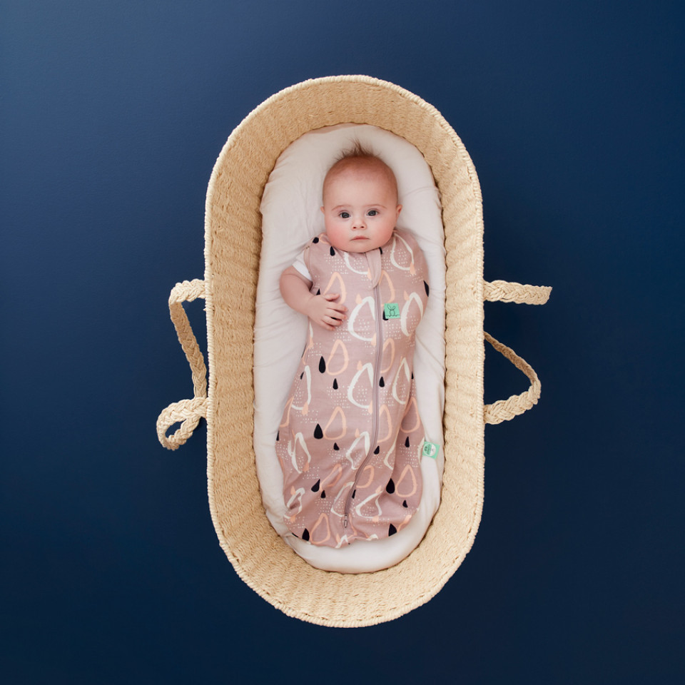 ergopouch Cocoon Swaddle Bag Bamboo