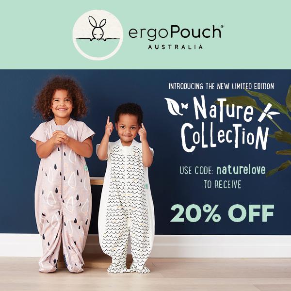 ErgoPouch® Australia Advertisement Mama Disrupt®