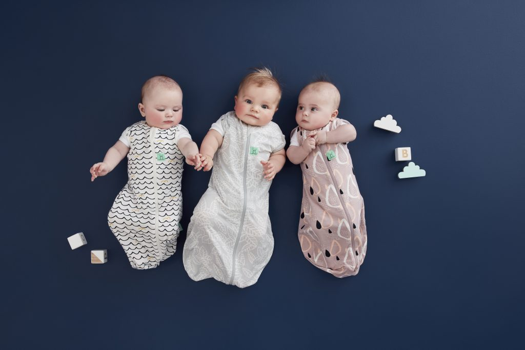 ergoPouch tog swaddles