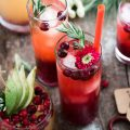 Festive cocktails for party season