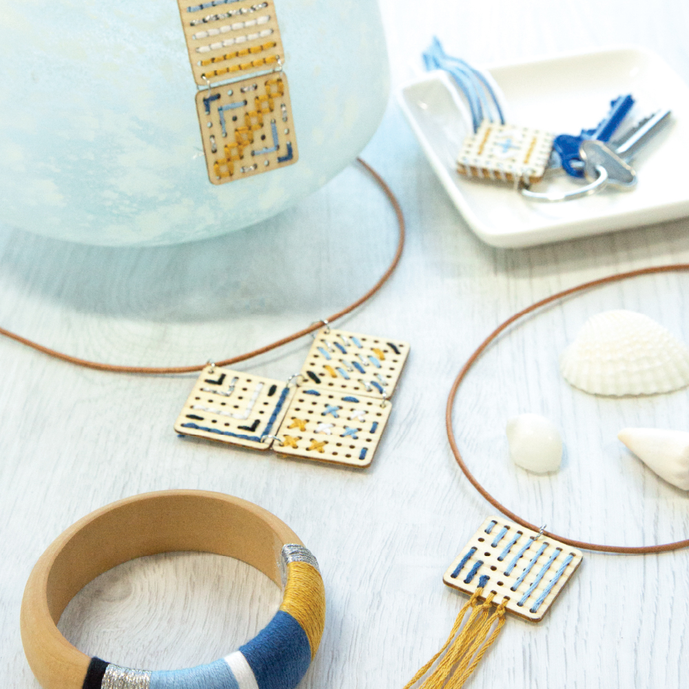 Micador Coastal Calm DIY jewellery kit