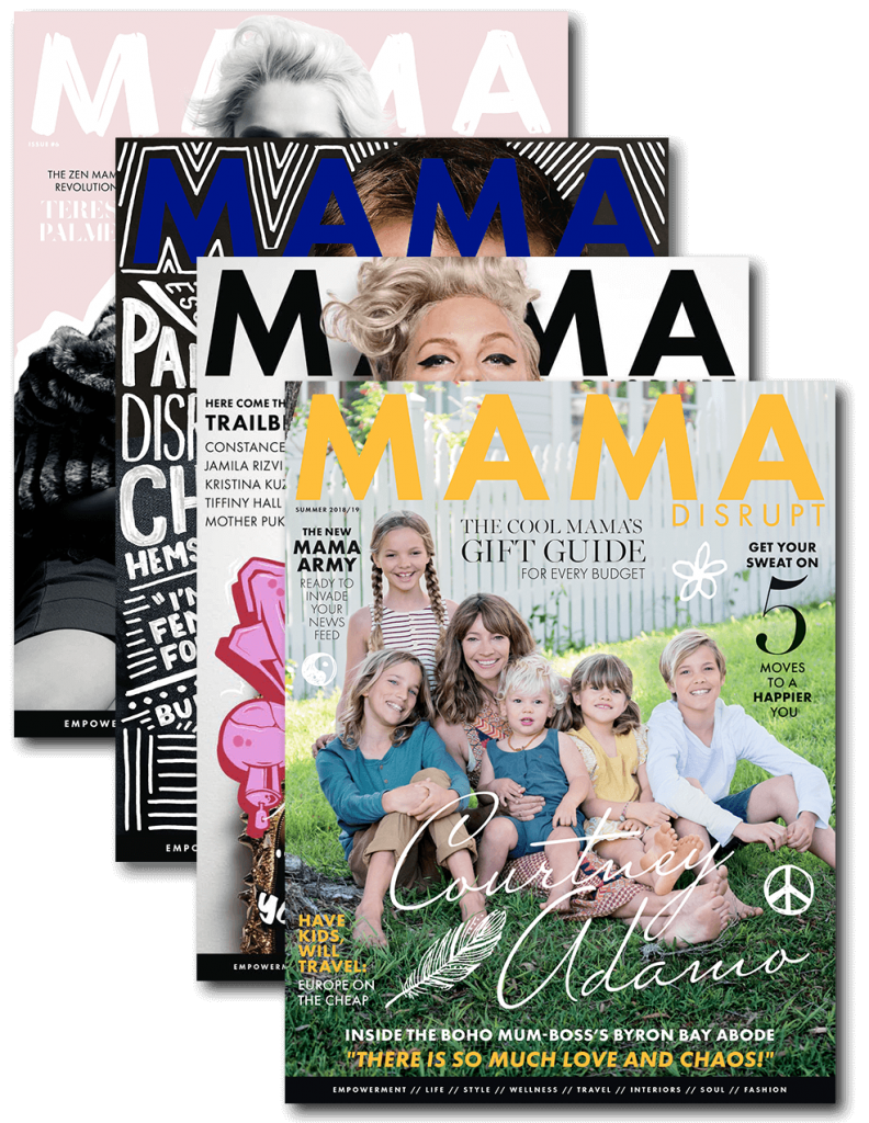 Mama Disrupt® Issue 9 Subscription Image
