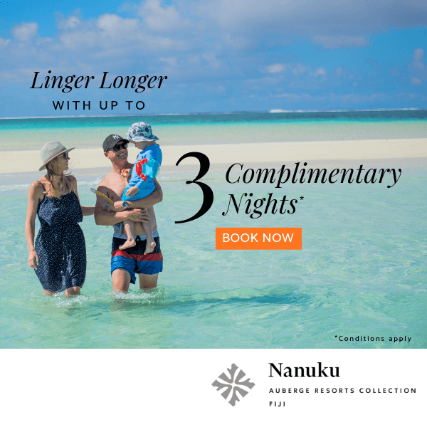 Nanuku Auberge Resorts Collection Advertisement Mama Disrupt®
