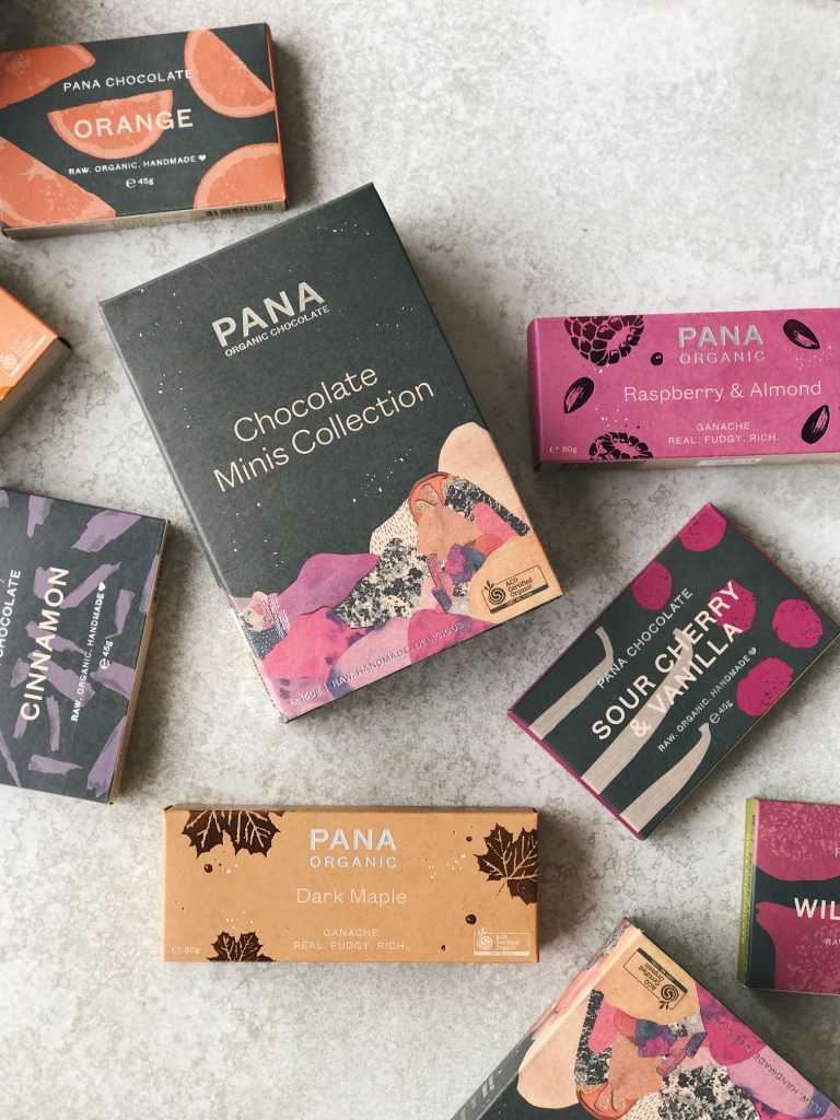 Pana Chocolate bars