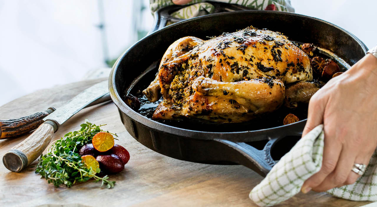 Lorna Jane Christmas chicken recipes