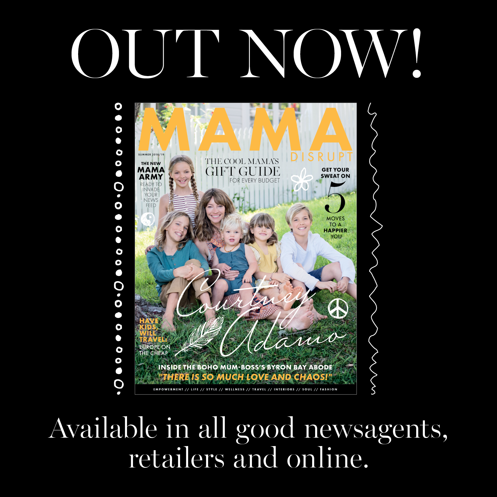 Mama Disrupt® Issue 9 OUT NOW