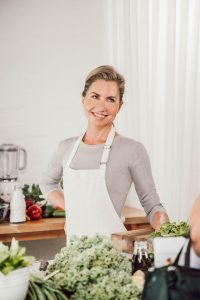 Teresa Cutter The Healthy Chef