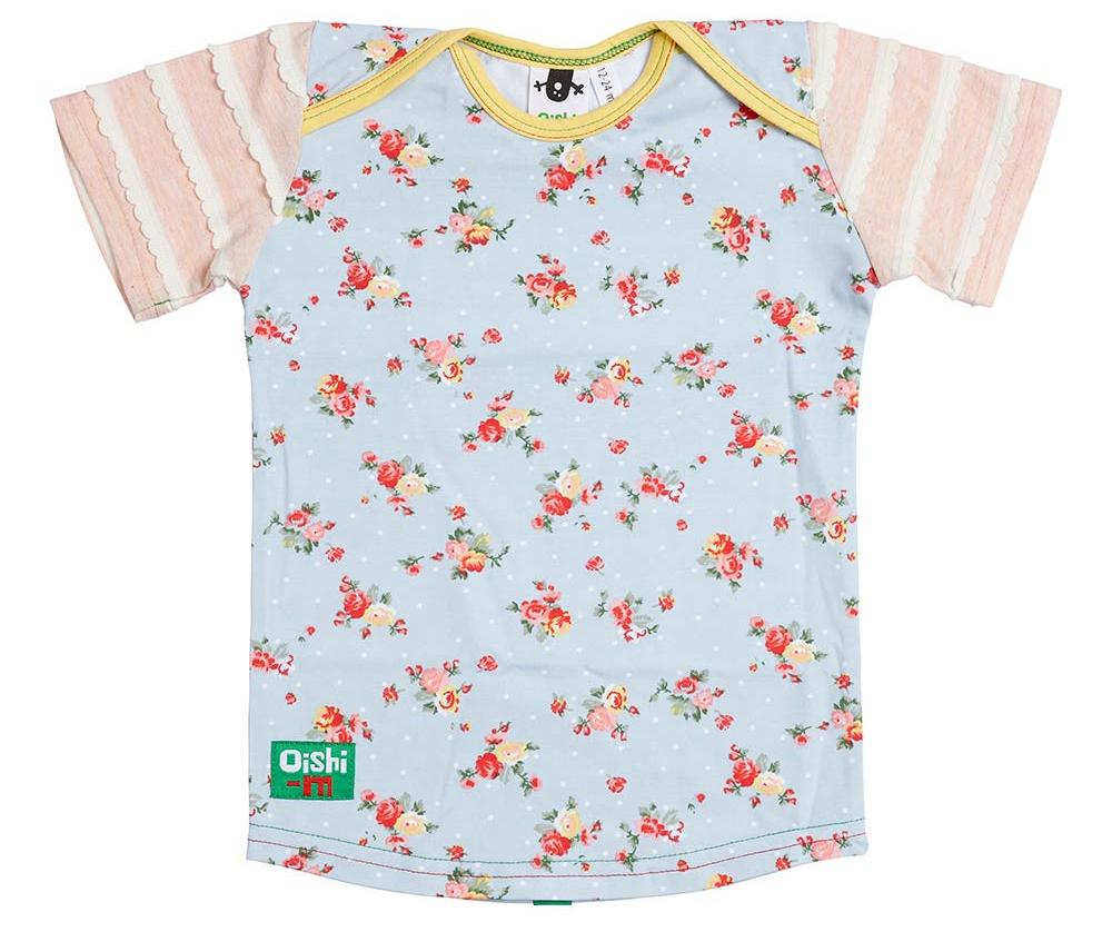 Oishi-m Sugar Rose SS T-Shirt