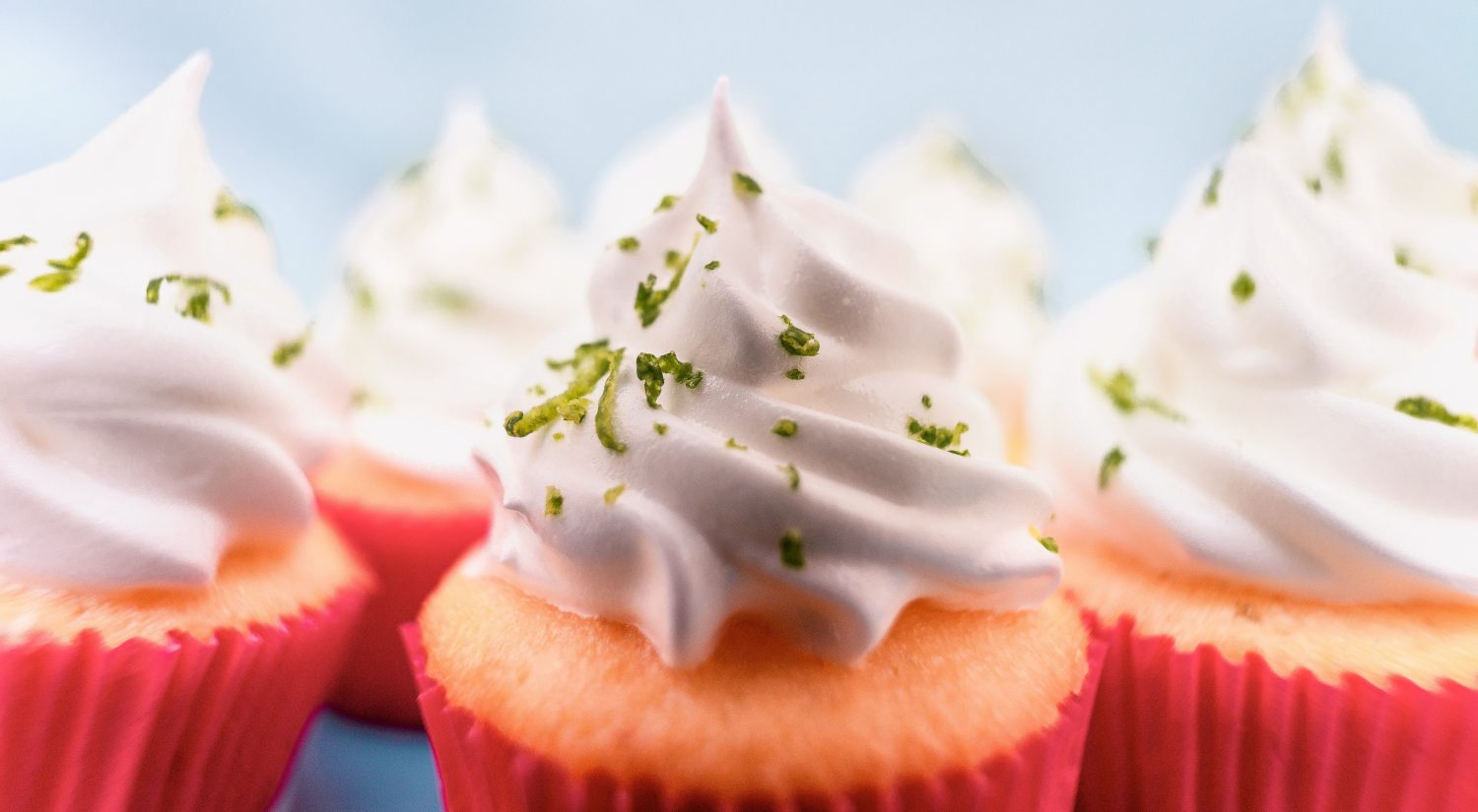 Gin and tonic cupcake recipe