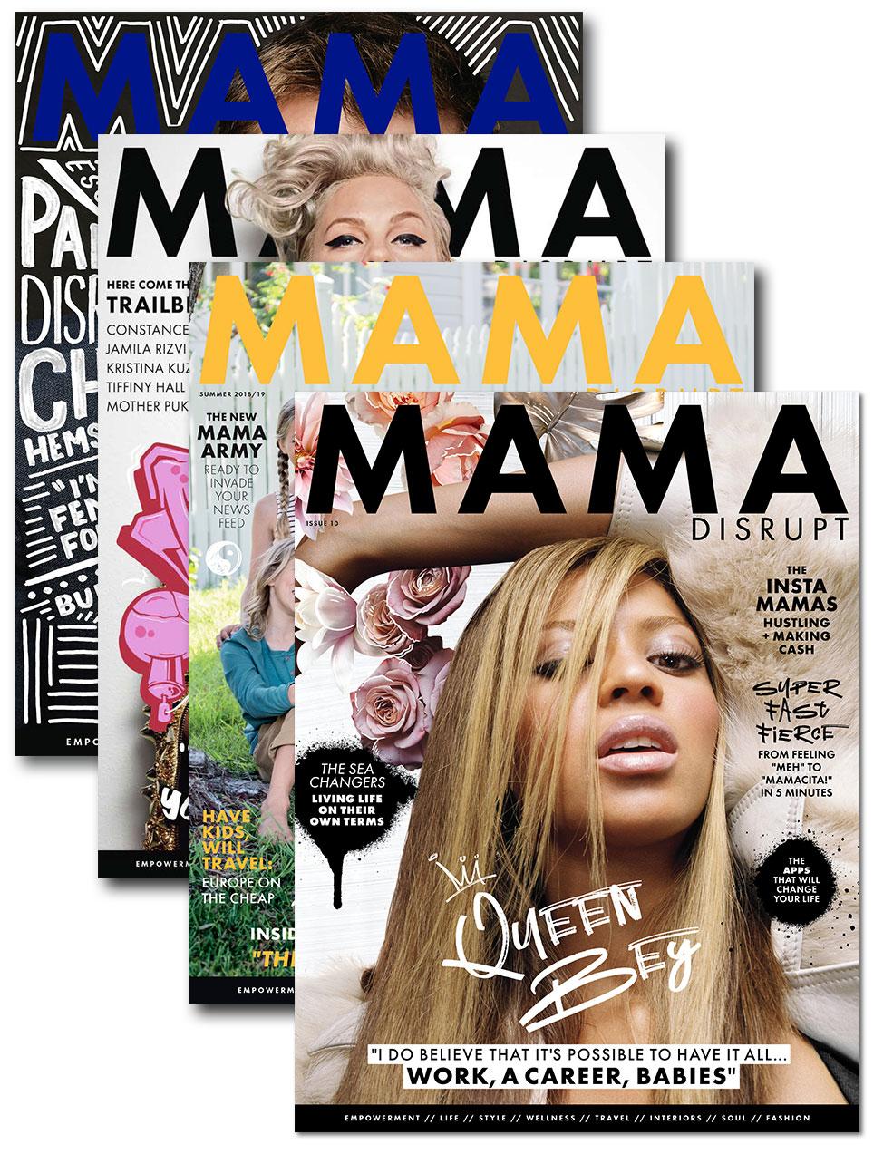 5de0ae66a53 Digital Subscription (Quarterly) - Mama Disrupt®