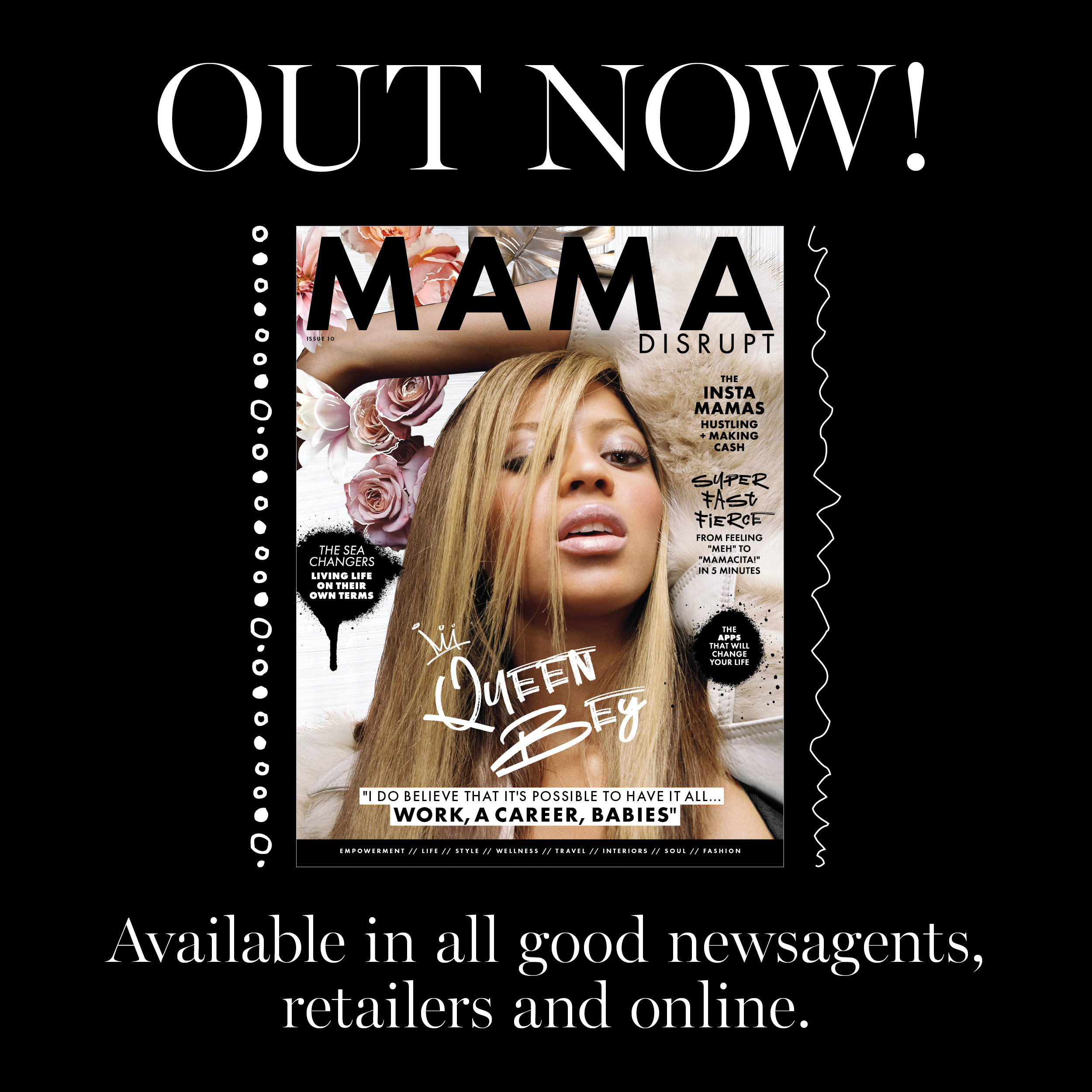 Mama Disrupt® Issue 10 OUT NOW