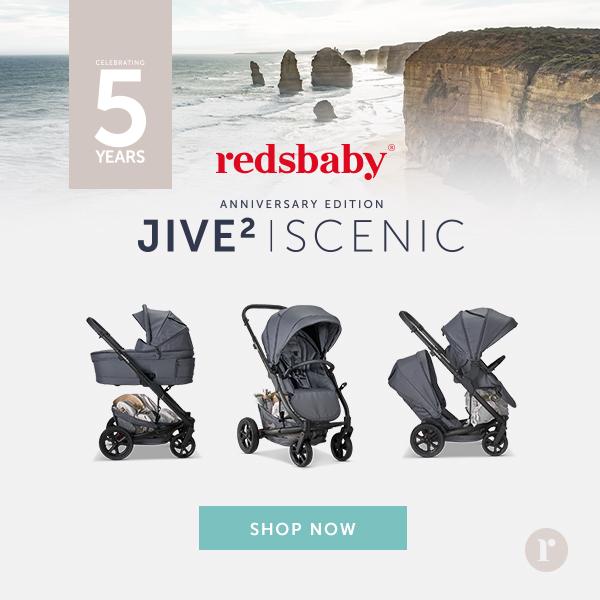 Redsbaby Mama Disrupt® Advertisement