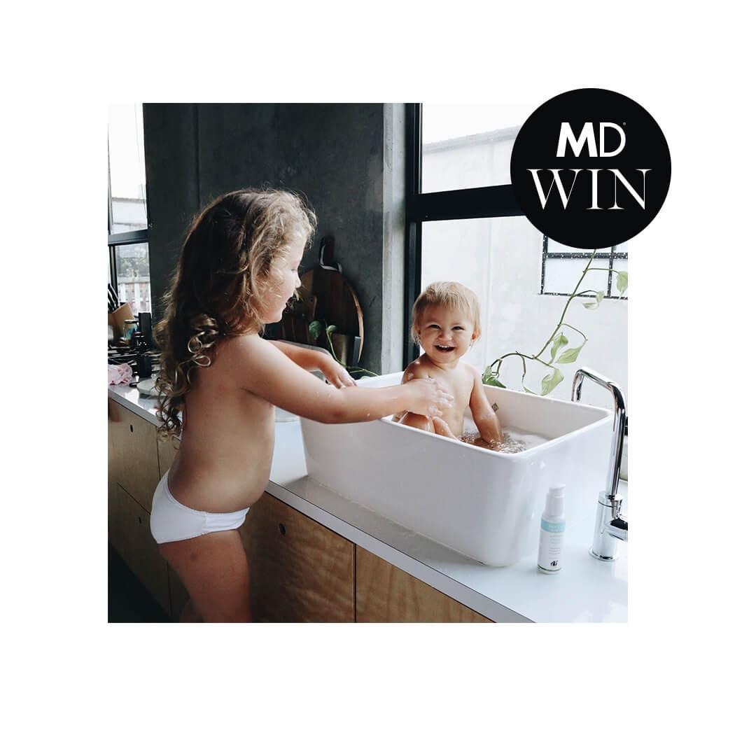 MooGoo Skin Care Mama Disrupt® Win