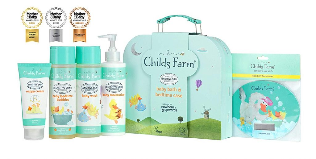 childs farm, mama disrupt, skincare, baby skincare, sensitive skin, eczema