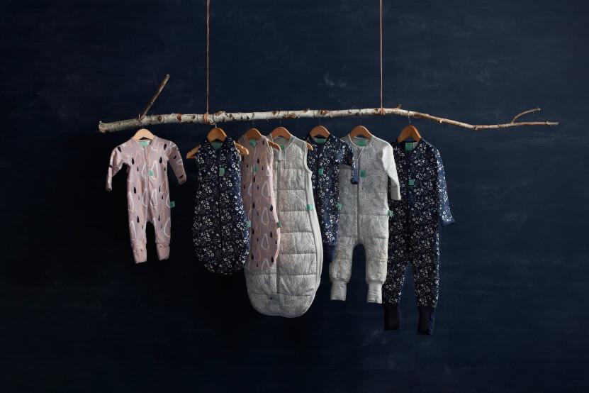 winter sleep, baby sleep, baby fashion, baby style, newborn sleep, winter, ergopouch, mama disrupt