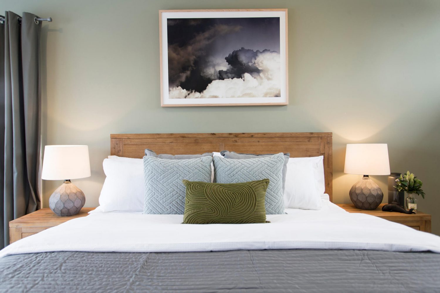 bedroom styling in winter mama disrupt