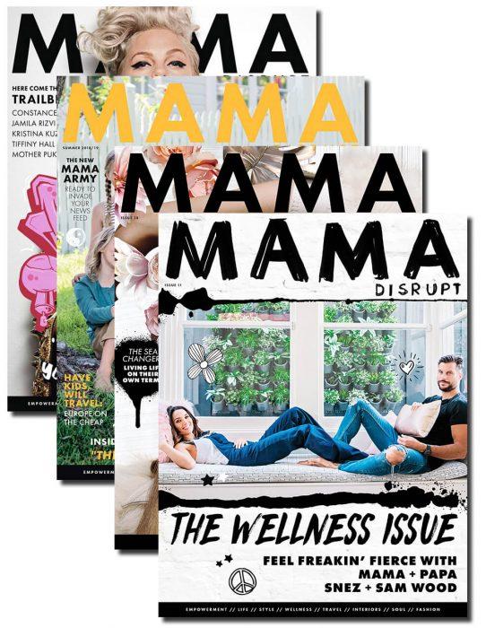 Mama Disrupt® Magazine Subscription