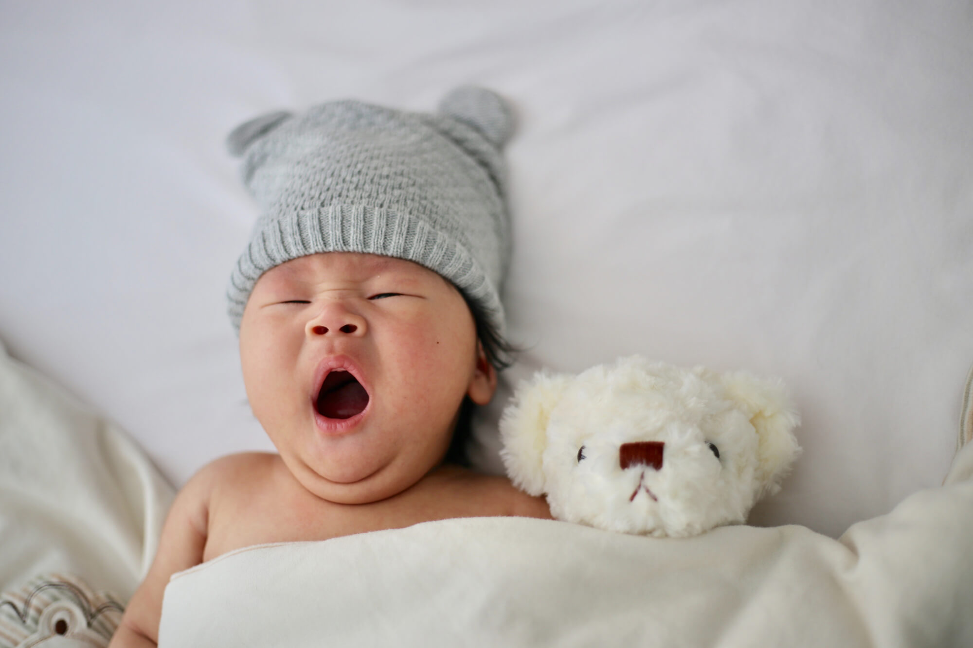 sleep in winter mama disrupt