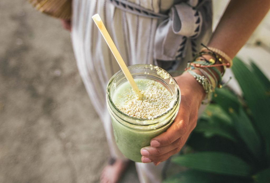smoothie recipe mama disrupt