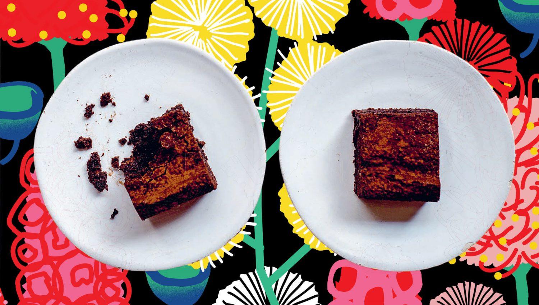 chocolate brownies mama disrupt