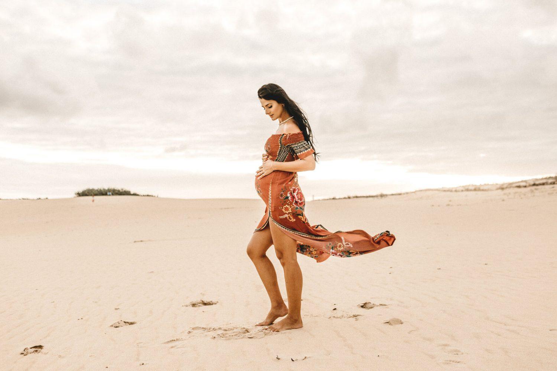 active third trimester mama disrupt